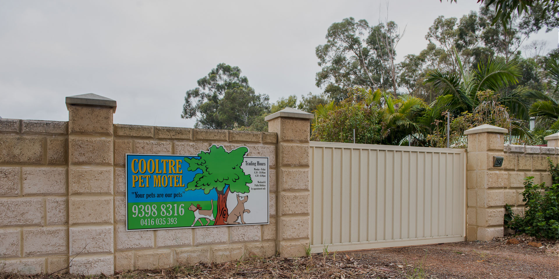 dog boarding kennels Perth
